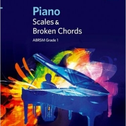 Piano Scales & Broken Chord ABRSM Grades 1 New Edition