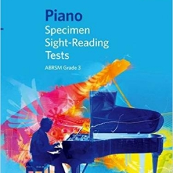 ABRSM Grade 3 Piano Specimen Sight Reading Test