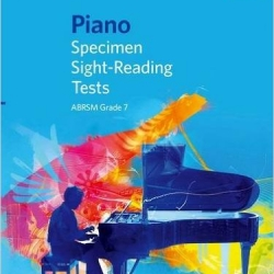 ABRSM Grade 7 Piano Specimen Sight Reading Test