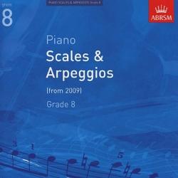 Scales Arpeggio & Broken Chords-音階與琶音