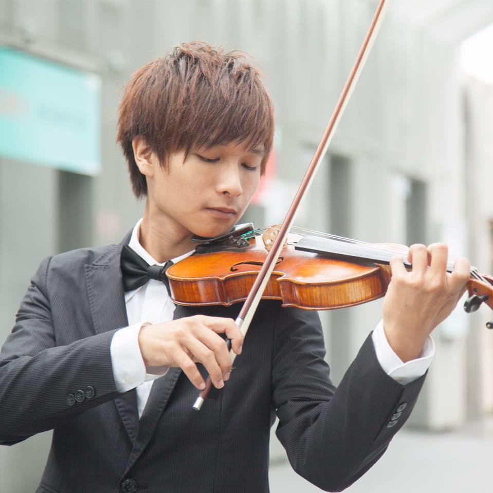 詹博文 小提琴