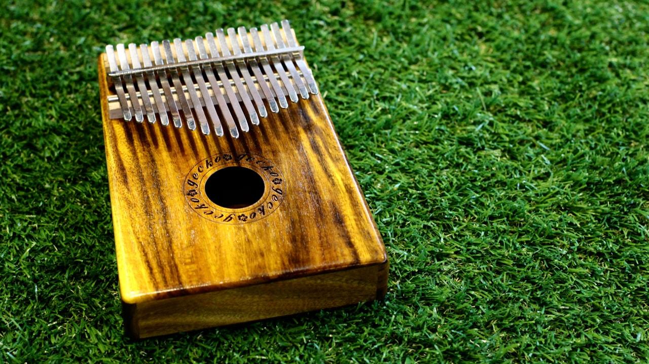 拇指琴(卡林巴琴 Kalimba)~ 史上最療癒、最好上手的樂器之一