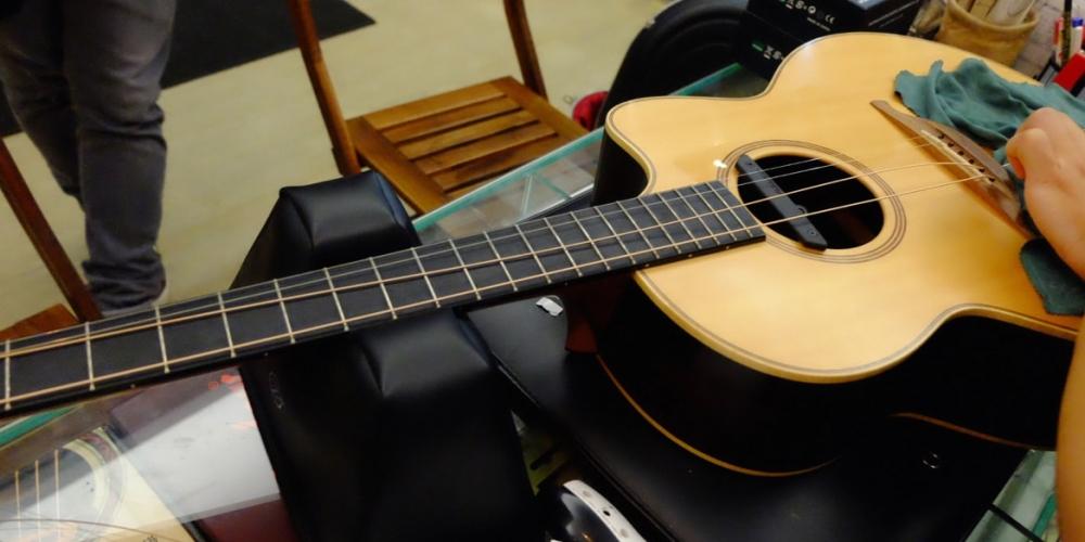 木吉他拾音器篇~我該怎麼選擇適合自已的吉他拾音器?