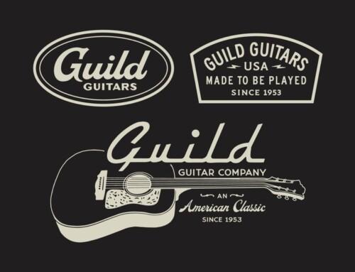 Guild Guitar – 吉他浪潮的經典引領者